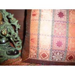 Manteles de brocado tafetán 150x150 cm