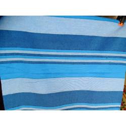 Relieve pintado Pantalla (naranja - flor)