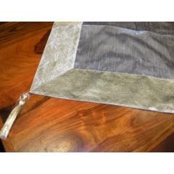 Relieve pintado Pantalla (cobre y oro)