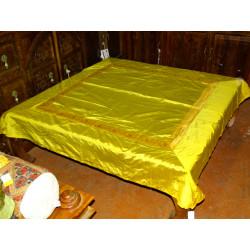 Relieve pintado Pantalla (naranja y azul)