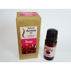 Fragancia ambiental para diluir y calentar (10 ml) ROSE