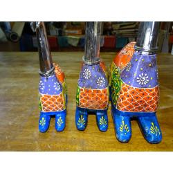 Cabeza de Buda de piedra
