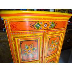 Los Cajones Perillas Porcelana de claro Azul / extranjero
