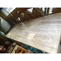 Mughal espejo negro