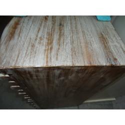 Manteles de brocado tafetán 110x110 cm gris