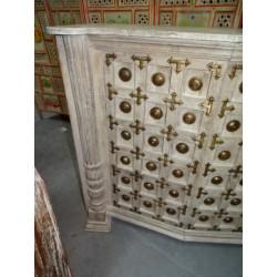 Devdasis estatua de piedra