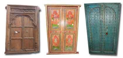 puertas de la India