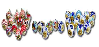 Porcelana manija Lote