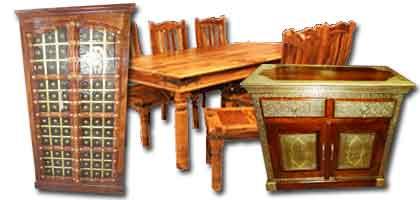 Muebles de la india antigua y reciente rajasthan en el norte de india muebles india - Muebles de la india ...