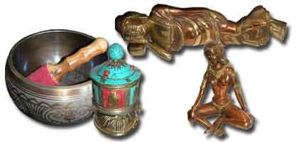 bronces indios