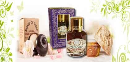 Extracto de perfume