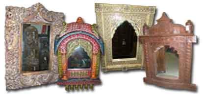 Espejos indios