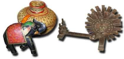 Objetos inusuales indios