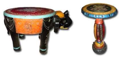 India muebles Pequeño